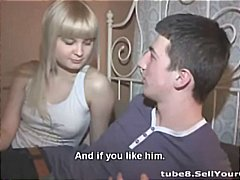 Tube8 Movie:Guy makes sure his gf fucks right