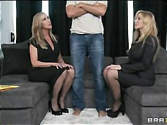threes, julia ann, mother, milf mom