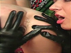 beauty, brown hair, fingering pussy, girls kissing, chick, beef curtains, licking pussy, cutie, toying pussy, slave, eating pussy, black hair, shaved pussy, forced, bondage