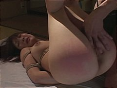 Tied up japanese babe ...