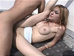 shaved pussy, hand job, big boobs, doggy style, big cock, anal sex, brown hair, huge tits, busty