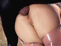 Latex Slut Loves the F... preview