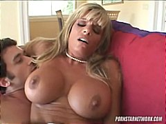 Kristal Summers Swallows Some Cum