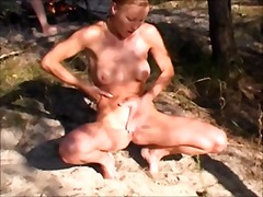 masturbation, russian, milf,