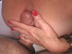 cuckold, mature, amateur, facial,