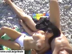 brunette, mature, voyeur, amateur, handjob, spy, beach, milf, blowjob, wanking, outdoor, cumming, hidden, cam