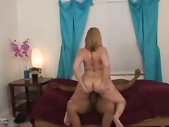 Sara Jay horny for big black cock in ...