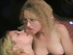 Dr Tuber - Barby and another blonde suck black cock for cum and play around