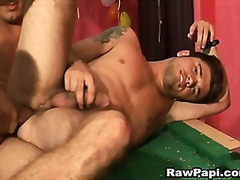 Sexy Latino Queer Bare... video