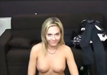 FakeAgent Horny blonde... video