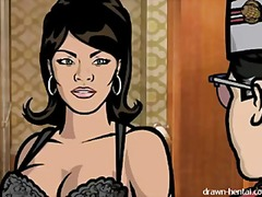 See: Archer Sex Video