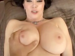 Milf has great POV sex and loves anal