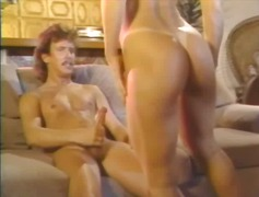 Alpha Porno Movie:Mustache man makes love to a s...