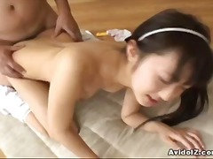 creampie, hardcore, teen, blowjob, japanese, asian, masturbation, hairy, smalltits, cumshot,