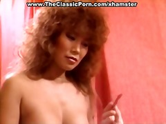 Worshipping hot hairy pussy