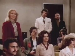 1980s porn star pussy party