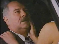 Xhamster - Old Man With Hooker In Car