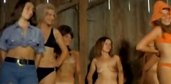 Thumb: Women stripping on sta...