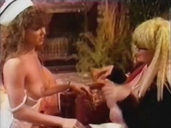 claudia nero, vintage, lesbians, candy samples, andrea potter
