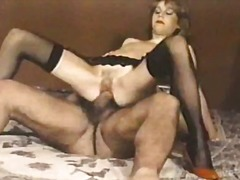 hardcore, stockings, vintage,