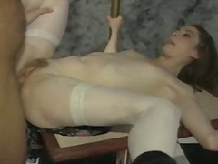 Xhamster Movie:Chloe Nicole- Anal Pole Dancer