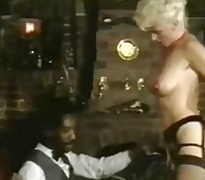 stockings, interracial, vintage,