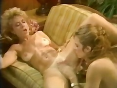 Nina Hartley in her fa...