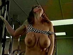 Busty Personal Trainer