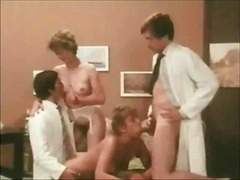 group sex, vintage, anal,