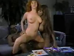 Vintage interracial sa... video
