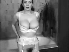 vintage, tits, big boobs,