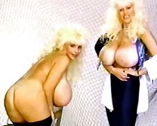 Xhamster Movie:Lulu and Topsey. Classic Busty...