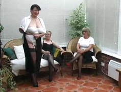 Vintage Stripping from three Mature V...