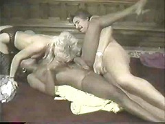 threesomes, vintage, group sex,