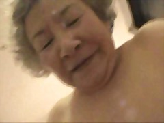70 yr old Japanese Granny Fucks Good ...