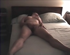 Xhamster - My Wife Masterbates On The Bed