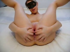 Thumb: Sexy girl making anal