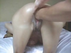 Thumb: A creamy pussy punch f...