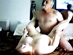 Mature Couples Home Vi...