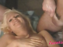 Two hard dick for Zuzi...