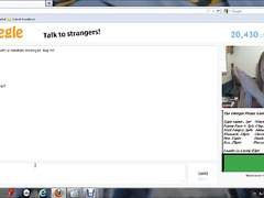 Omegle 03 Girl with ni...