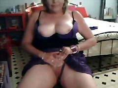 My kinky hot mum havin...