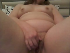 Xhamster - Dirty Little Slut masterbating on web cam