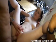 Marion fucked in three... video