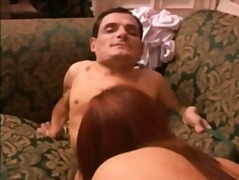 Wife fuck with midget..........