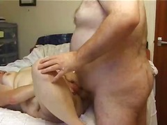 amateur, grannies, cream pie,
