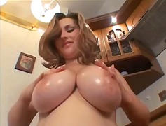 Big breasted pregnant ...
