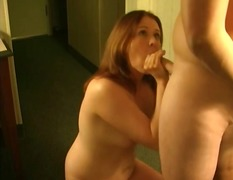 See: Chubby Amateur Sucks F...