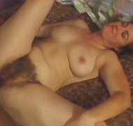 Xhamster - Hairy woman fucked by ...