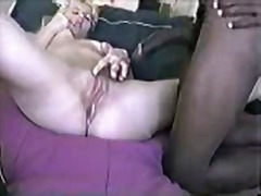 Creaming Her Pussy